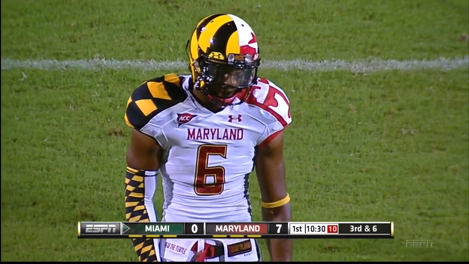 Maryland Uniforms: Best to Ever Grace a College Football Field?