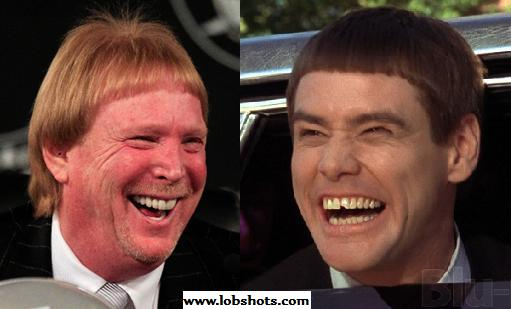Lloyd christmas haircut meme