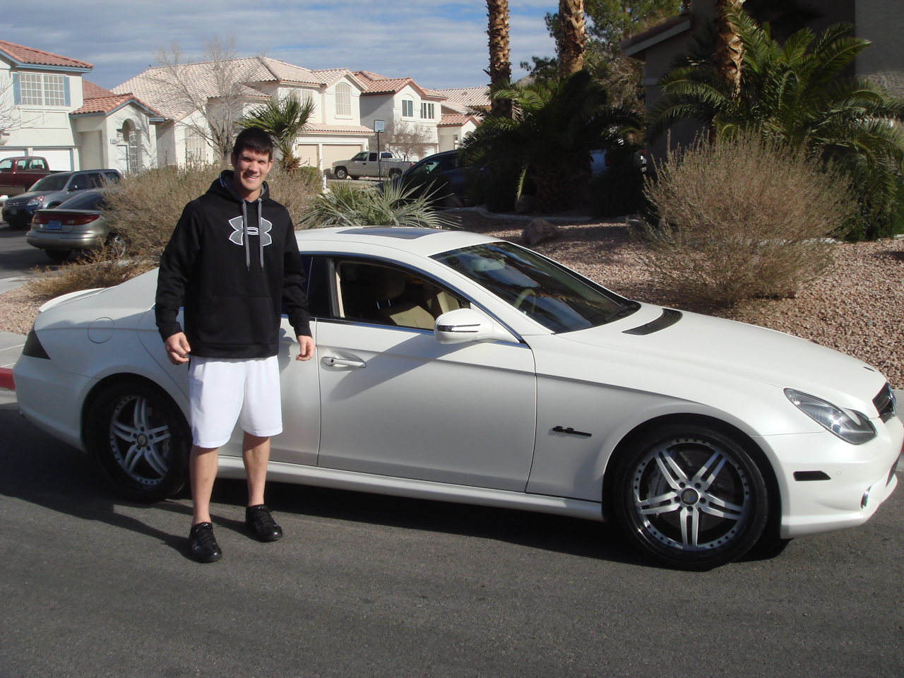Bryce Harper S Custom Mercedes Is Something To Behold