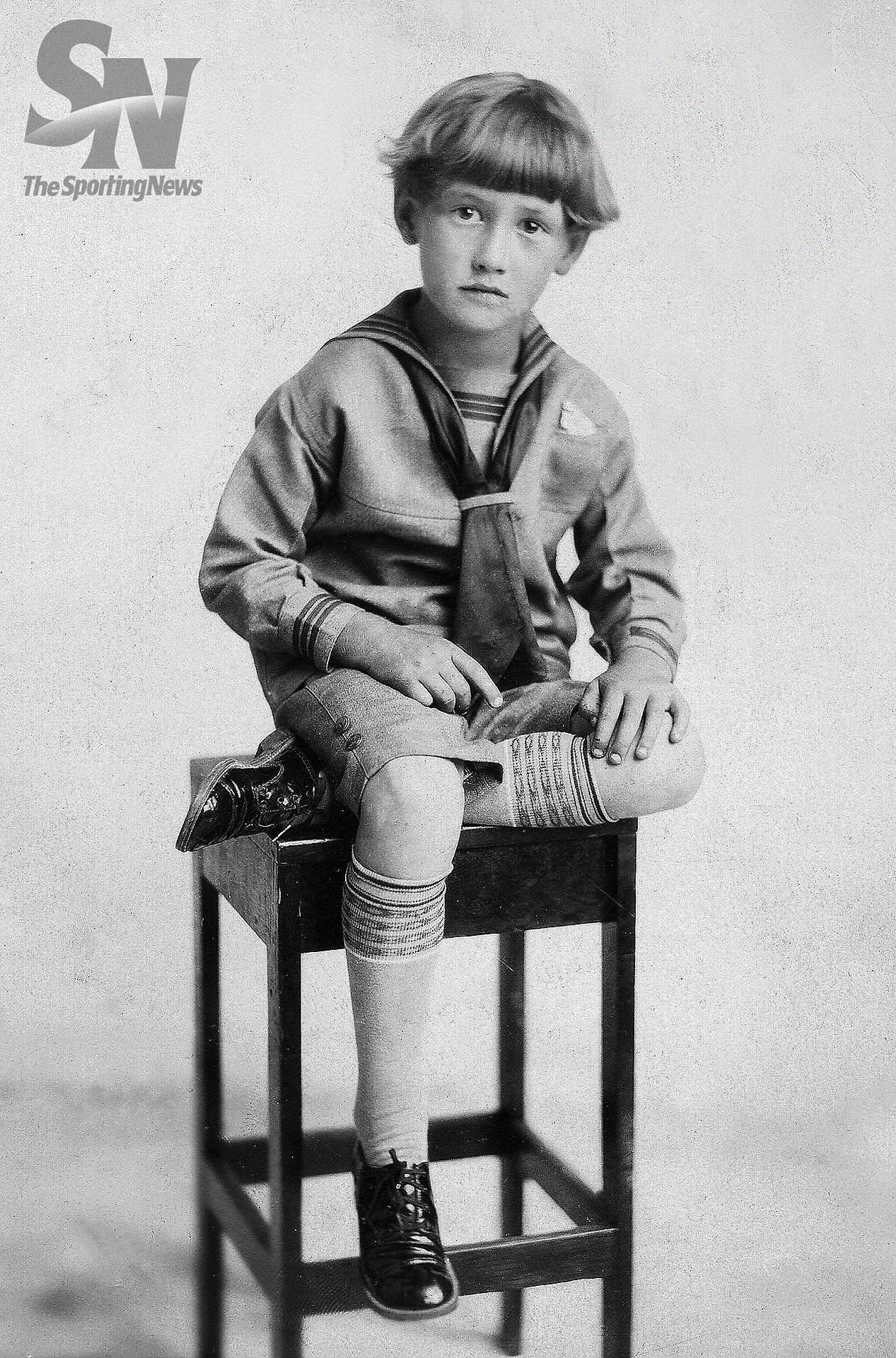 WILLIAMS AT AGE 6