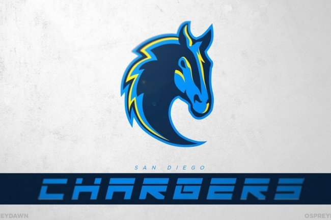 Thoughts On This Redesigned Chargers Logo Lobshots