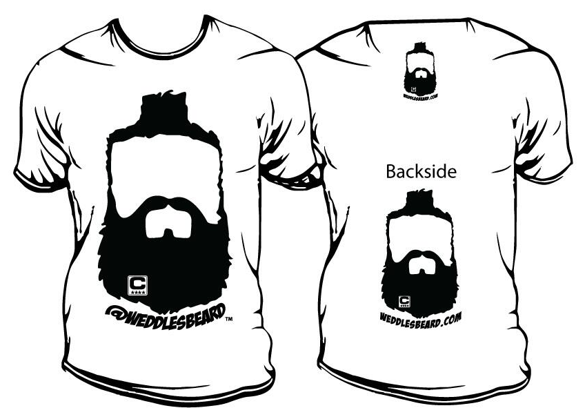 eric-weddle-beard-tshirts